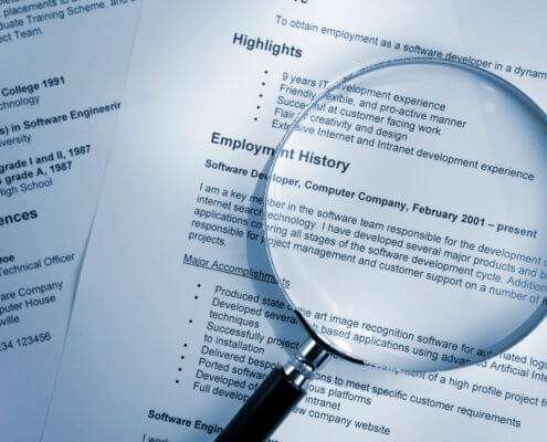 Let a Background Screening Provider Verify Your Job Candidates Educational Background