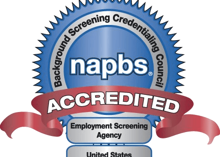 NAPBS Accredited Consumer Reporting Agency