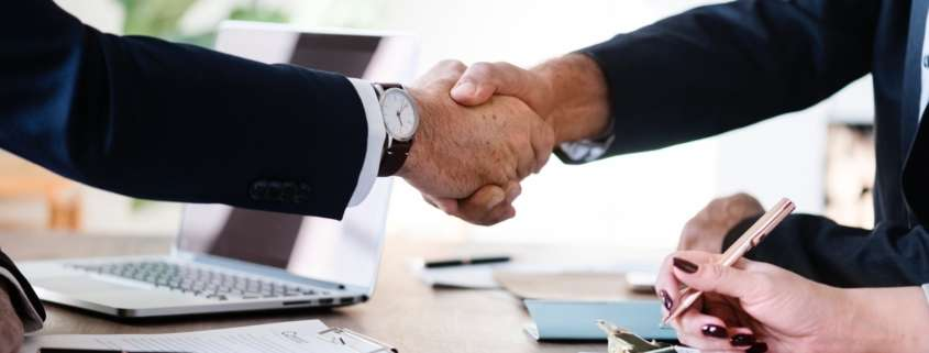 business hiring a background screening consultant