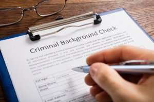 employment background check company