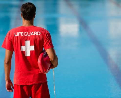 lifeguard is a temporary employee