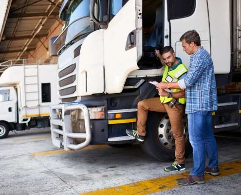 trucking and transportation pre-screening services