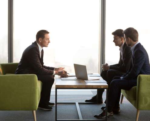 interview process after background checks