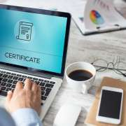 Verify education like a certificate.